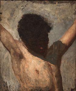 sketch-for-the-crucifixion-thomas-eakins