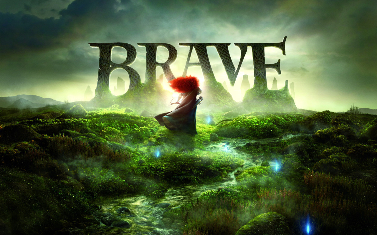"Disney Movies Hd Wallpapers: Pixar's ""Brave""- A Christian Perspective"