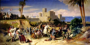 Crusade The Taking of Beirut