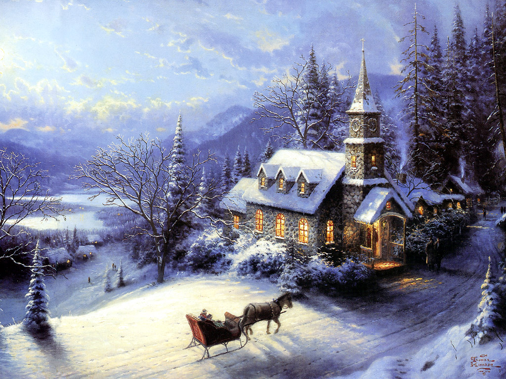Thomas Kinkade And Christianity  What Do We Learn From U201cThe Painter Of Light U201d?