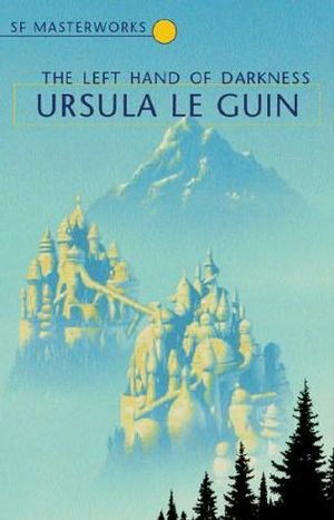 the left hand of darkness gender essay An analysis of gender and sexuality as depicted in ursula k le guin's the left hand of darkness and coming of age in karhide.