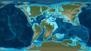 cretaceous-map