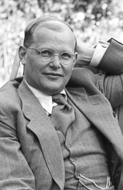 Holy Week- A reflection inspired by DietrichBonhoeffer