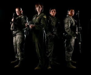 Image is public domain and accessible here: https://commons.wikimedia.org/wiki/File:Women_in_Combat_130125-F-DM566-016.jpg