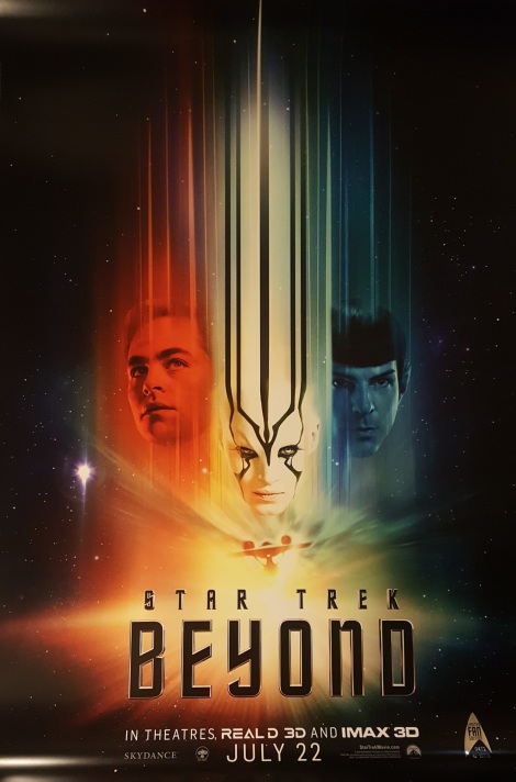 """""""Star Trek: Beyond""""- A Christian perspective- Humanism, Unity, and Fear of theUnknown"""