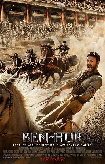 """""""Ben Hur"""" – Gods, Faith, Baptism, andForgiveness"""
