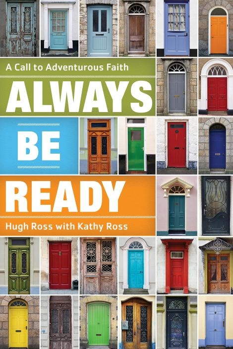 """Book Review: """"Always Be Ready"""" by Hugh Ross with KathyRoss"""