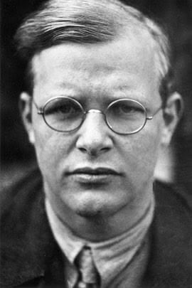 Peace Must Be Dared: Dietrich Bonhoeffer's call for true, insecurepeace